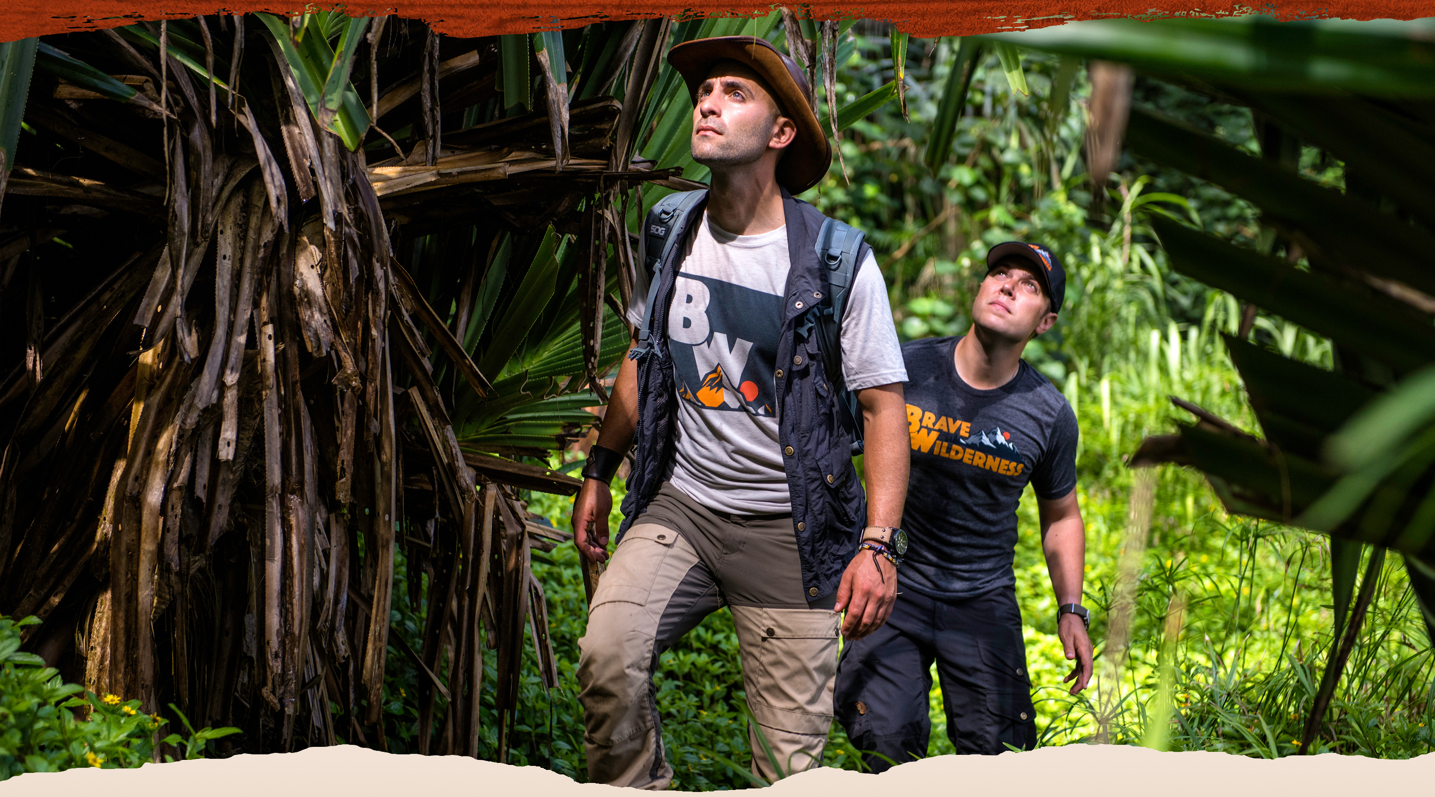 Coyote Peterson's Brave Wilderness Tours