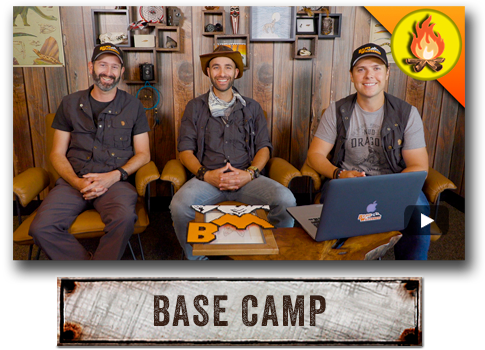 Brave Wildness: Base Camp with Coyote Peterson.