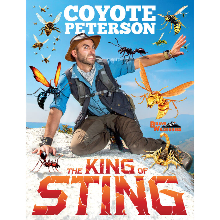 Coyote Peterson: The King of Sting
