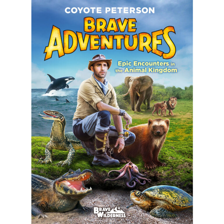 Coyote Peterson's Brave Adventures: Epic Encounters in the Animal Kingdom!