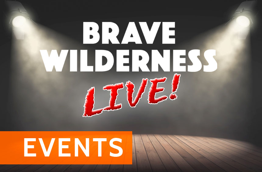 Come see Coyote Peterson and the crew live as they recount stories from their exciting animal adventures!