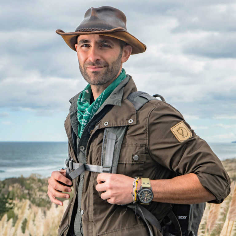 Coyote Peterson:  adventurer | animal expert